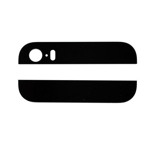 iPhone 5S : Vitres arrières haut bas noires