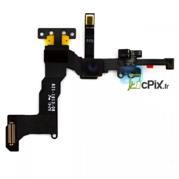 iPhone 5S remplacement : Capteur de proximité + caméra avant - pièce détachée