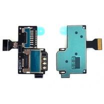 Samsung Galaxy S4 MINI : Lecteur sim et SD - pièce détachée