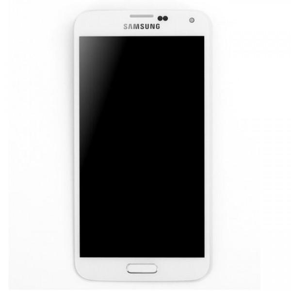 Galaxy S5 : Ecran complet blanc