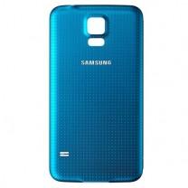 Samsung Galaxy S5 : Cache batterie Bleu
