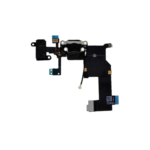 connecteur de charge noir pour iphone 5 apple fournisseur de pi ces d tach es pour iphone 5. Black Bedroom Furniture Sets. Home Design Ideas