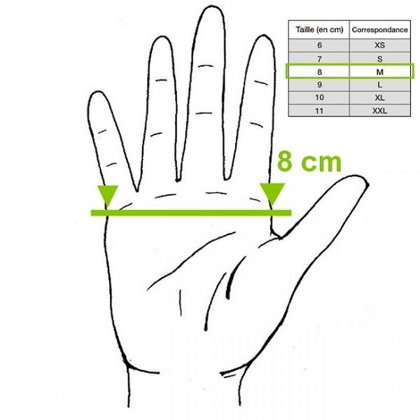 gants de travail de pr u00e9cision professionnel