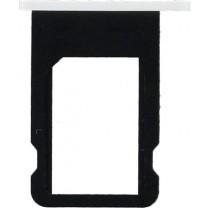 iPhone 5C : Tiroir sim blanc - pièce détachée