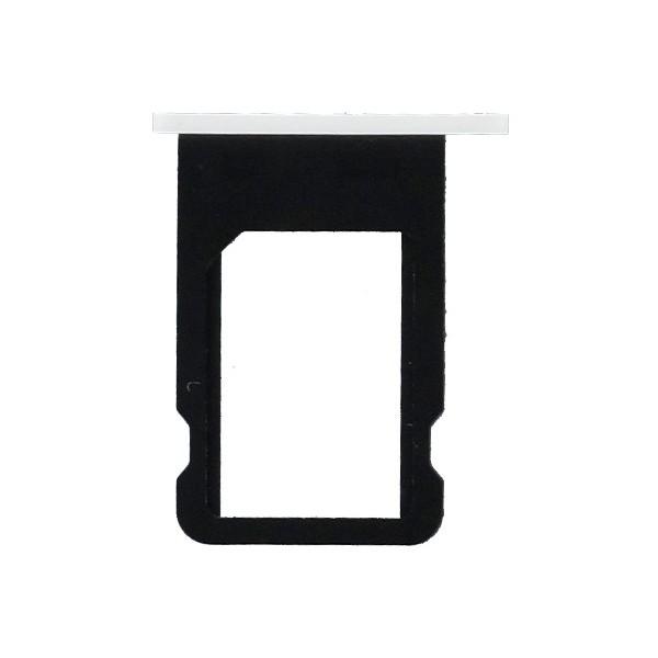 iphone 5c tiroir sim blanc pi ce d tach e. Black Bedroom Furniture Sets. Home Design Ideas
