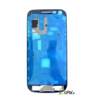 Galaxy S4 Mini GT-i9195 : monture avant et contour pour écran gris