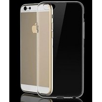 iPhone 6 / 6S : Etui gel silicone transparent