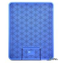 housse de protection bleue iPad1