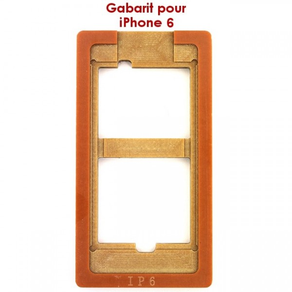 Gabarit iPhone 6