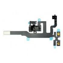 iPhone 4S : Nappe volume + vibreur + prise jack - pièce détachée