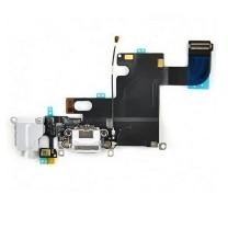 iPhone 6 : Connecteur de charge blanc - pièce détachée