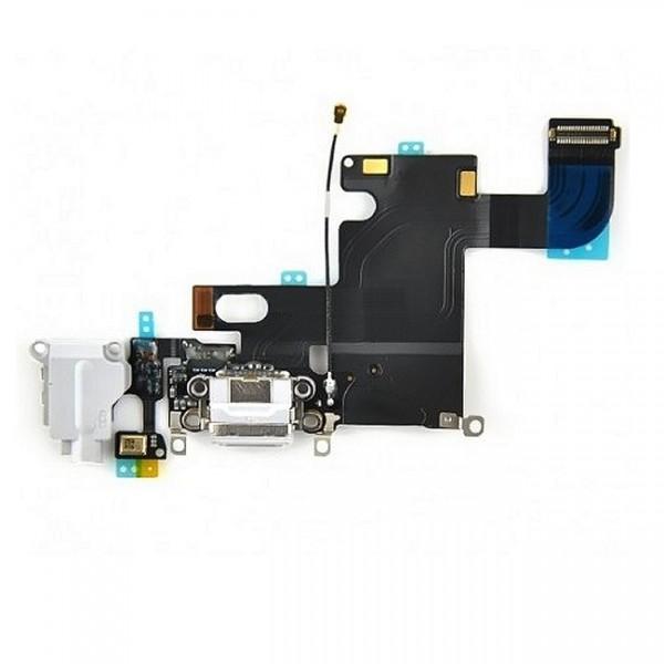 connecteur de charge blanc pour iphone 6 pi ce d tach e. Black Bedroom Furniture Sets. Home Design Ideas