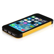 iPhone 5 / 5S / SE : ETUI Jaune Urban Evolution ITSKINS