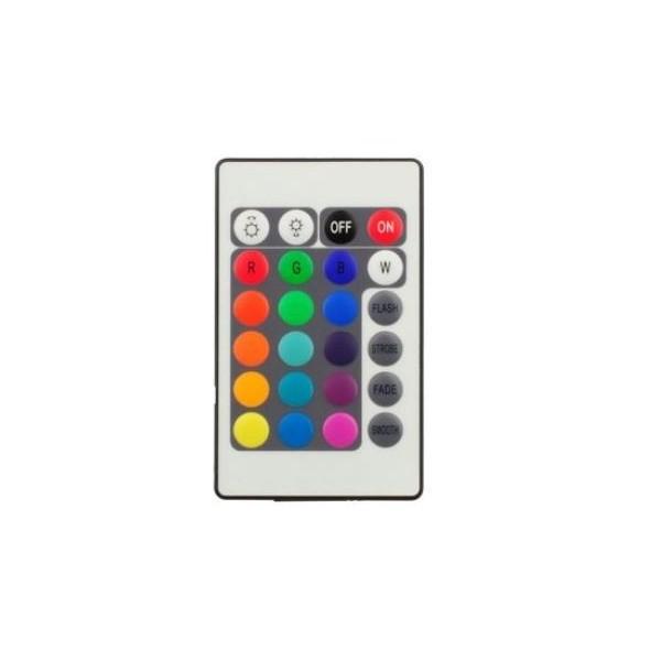 telecommande rgb 24 touches pour ruban led fournisseur d 39 clairage et pi ces d tach es. Black Bedroom Furniture Sets. Home Design Ideas
