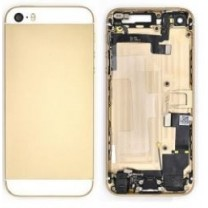 chassis arrière iPhone 5S couleur OR complet