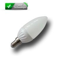 Ampoule LED E14 - Blanc Chaud 4W - 350 lm