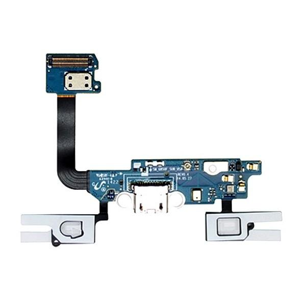 Connecteur de charge + nappes tactiles bas Samsung Galaxy Alpha SM-G850F