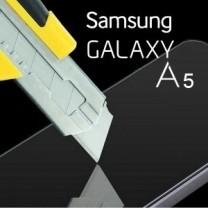 Galaxy A5 SM-A500F : Verre trempé protection d'écran