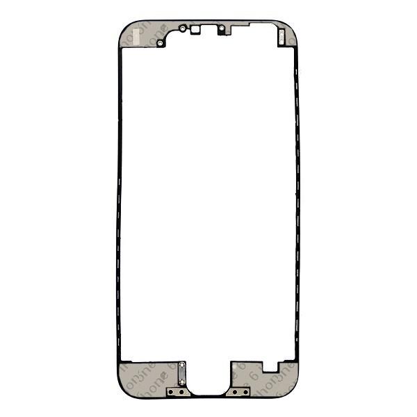 Chassis d'écran NOIR préencollé : iPhone 6 plus