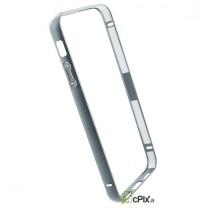 Bumper ardoise clair en aluminium pour iPhone 5, 5S et SE apple