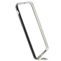 Bumper noir et or en aluminium pour iPhone 6 6S apple
