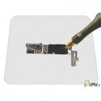 Tapis de soudure air chaud en silicone 23X18 - Outil réparation