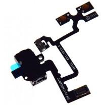 iPhone 4 : Nappe volume + vibreur + prise jack - pièce détachée cpix