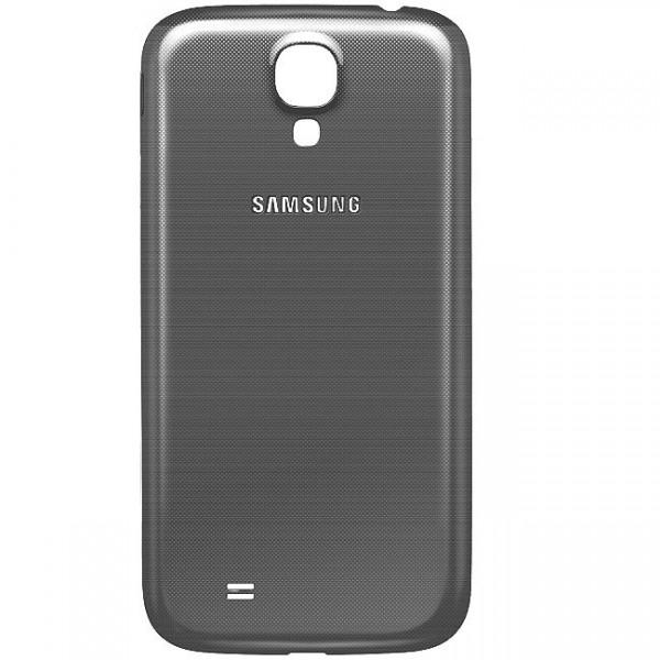 samsung galaxy s4 mini gt i9195 cache batterie gris titanium. Black Bedroom Furniture Sets. Home Design Ideas