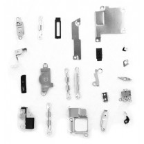 iPhone 5S : Lot de 22 pièces internes pattes de fixations - pièce détachée