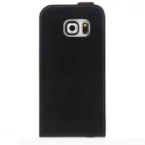 Galaxy S6 : Etui rabat noir - accessoire