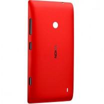 Nokia Lumia 520 : Cache batterie arrière Rouge