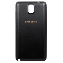 Samsung Note 3 SM-N9005 : Cache batterie Or / Noir