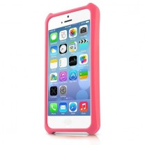 iPhone 5C : COQUE ITSKINS URBAN ATOM Rose