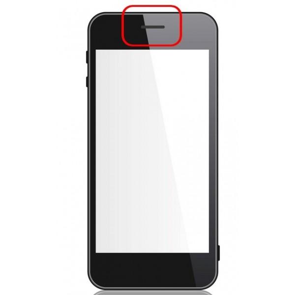 Grille anti-poussière écouteur pour iPhone 6 et 6+