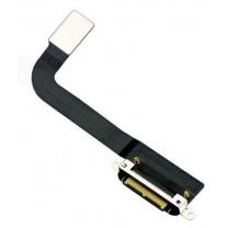 iPad 3 / New iPad : Connecteur de charge - pièce détachée noir