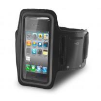 Brassard de jogging noir pour iPhone 6 Plus