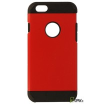 iPhone 6 / 6S : coque antichoc rouge