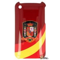 iPhone 3G et 3GS : coque blason Espagnol
