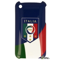 iPhone 3G et 3GS : coque FIGC Italie