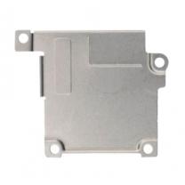 Plaque métal protection connectiques écran pour iPhone 5C - pièce détachée