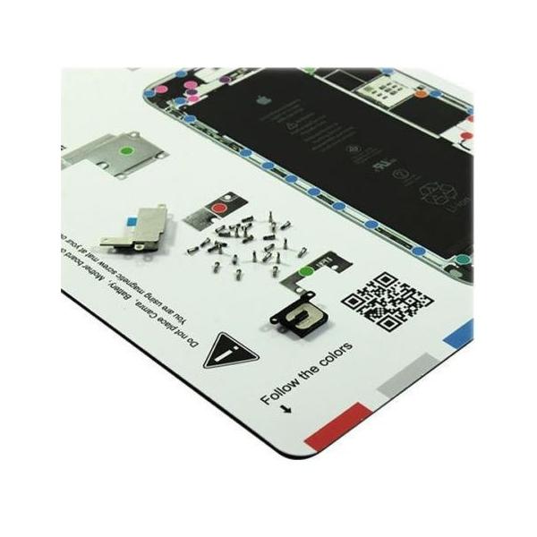 guide magn tique de r paration cran cass pour iphone 6s. Black Bedroom Furniture Sets. Home Design Ideas