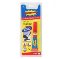 Colle Super Glue Extra Forte, séchage rapide