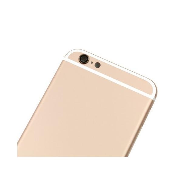coque arri re or gold de remplacement pour iphone 6 qualit premium. Black Bedroom Furniture Sets. Home Design Ideas