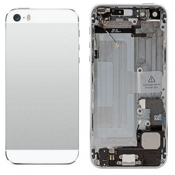 chassis complet iPhone 5S Gris Argent