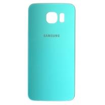 Galaxy S6 SM-G920F : Vitre arrière Bleue