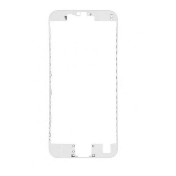 iPhone 6S : Châssis d'écran pré-encollé blanc