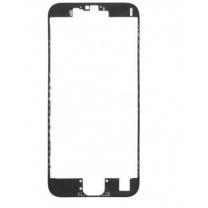 iPhone 6S : Châssis d'écran pré-encollé noir