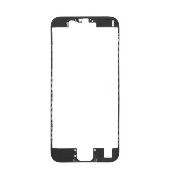 ch u00e2ssis d u0026 39  u00e9cran pr u00e9-encoll u00e9 noir pour iphone 6s