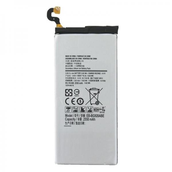 Galaxy S6 SM-G920F : Batterie de remplacement