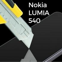 Nokia Lumia 540 : verre protection trempé - accessoire
